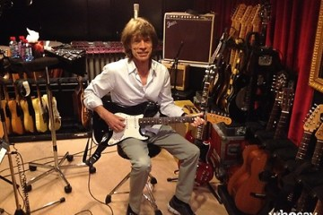 mick jagger paris studio
