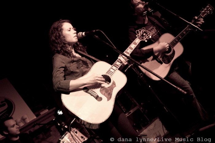 Sarah Lee Guthrie & Johnny Irion @ The Arch Street Tavern, Hartford CT, 8.1.12