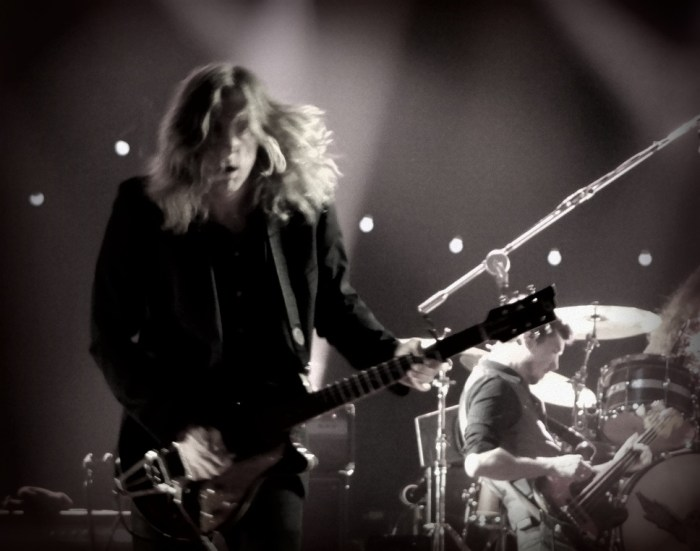 My Morning Jacket @ The Wiltern - 9/11/12    Photo by Wesley Hodges