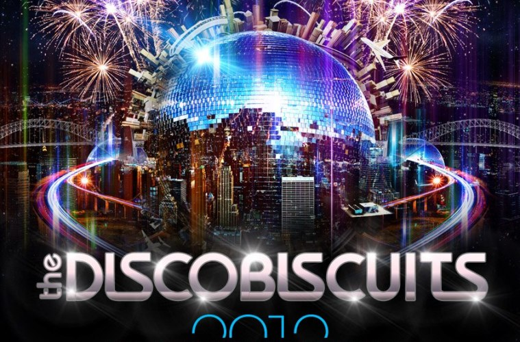 the disco biscuits 2012 new years run