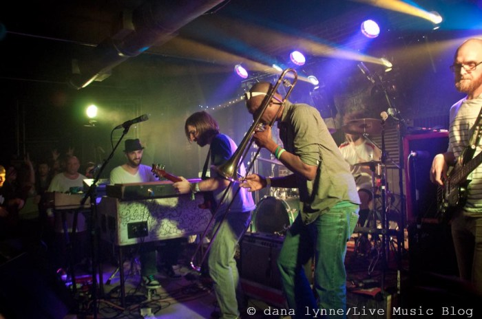 Dopapod @ The Spot, Providence RI @ 11.9.2012
