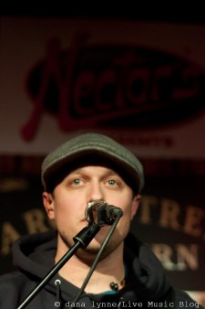 Ryan Montbleau Band, Arch Street Tavern 12.1.2012