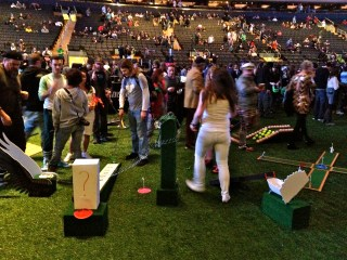 Mini-Golf Garden Party! 12/31/12