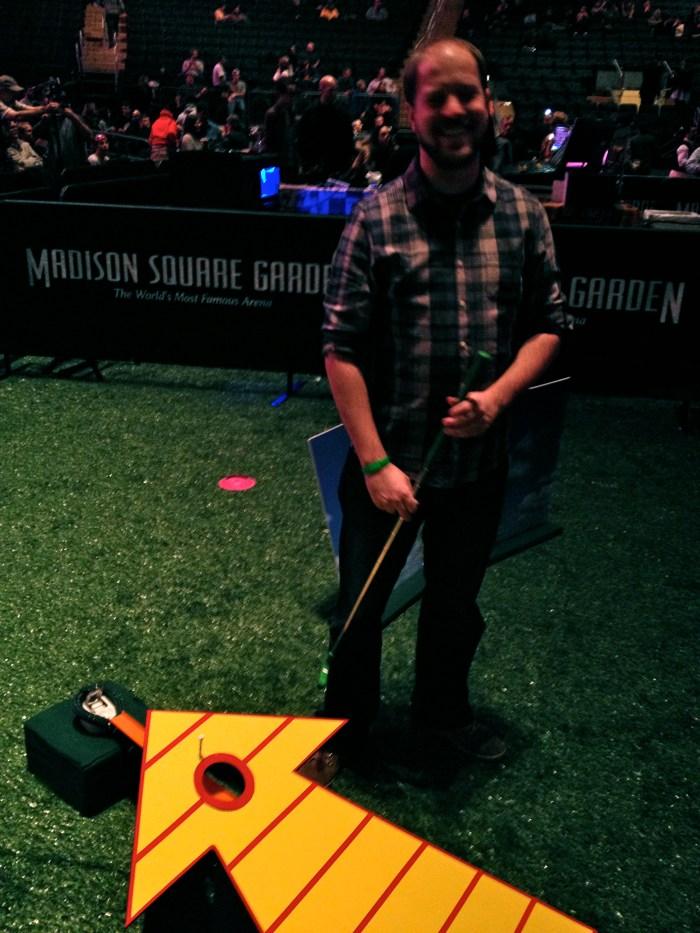 @PeteLikesPhish Mini-Golfing