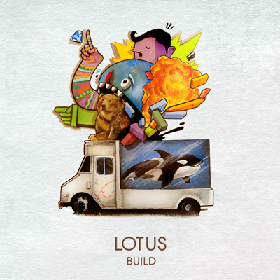 lotus BuildCover