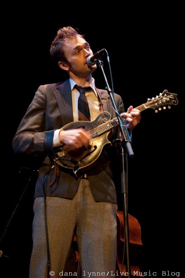 Punch Brothers, Calvin Theatre, Northampton MA 2.15.2013
