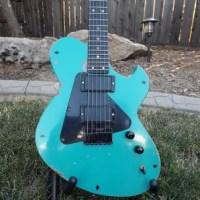 Newman Jones Guitar