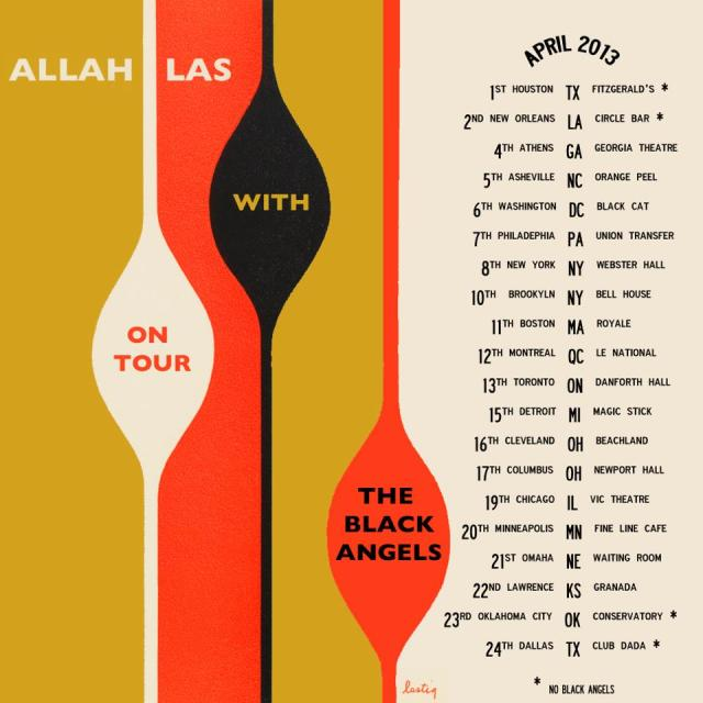 allah las with black angels