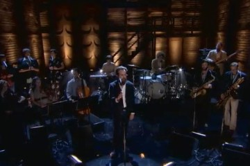 iron and wine on conan