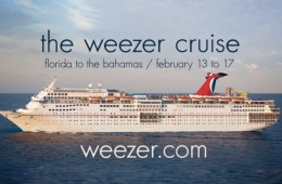 the weezer cruise