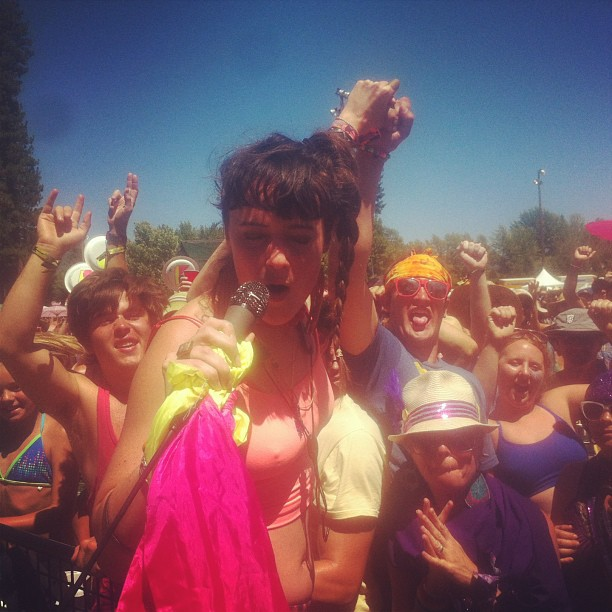 kal from rubblebucket
