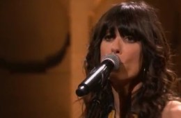 Nicki Bluhm   The Gramblers  Little Too Late  11 21 13   TeamCoco.com