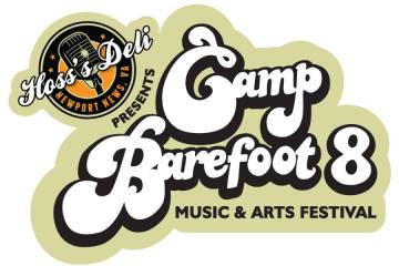 camp barefoot