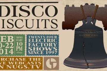 disco biscuits webcasts electric factory