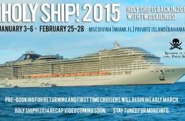 holy ship 2015