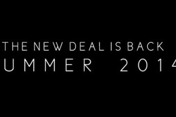 the NEW DEAL 2014