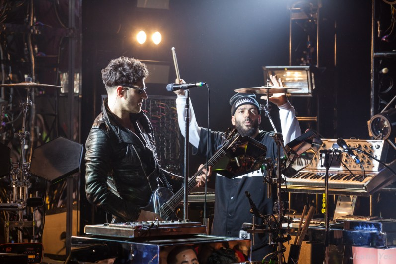 Chromeo @ The Independent-15
