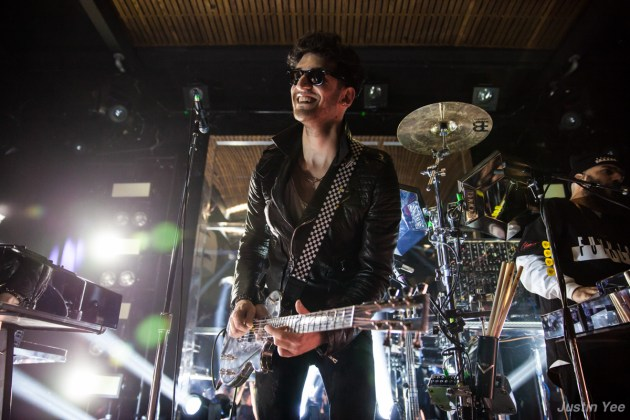Chromeo @ The Independent-3