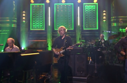 Phish  Fuego   Video   The Tonight Show   NBC