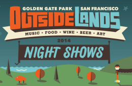 SF Outside Lands Night Shows  San Francisco Calendar on Do415
