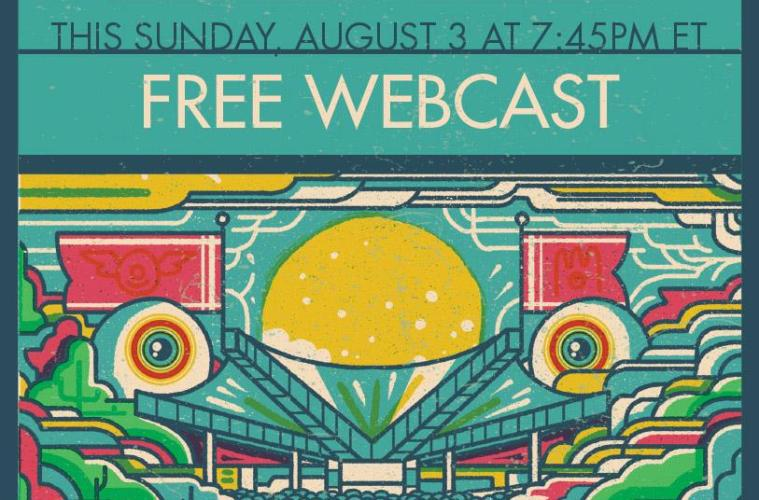 phish webcast close summer tour