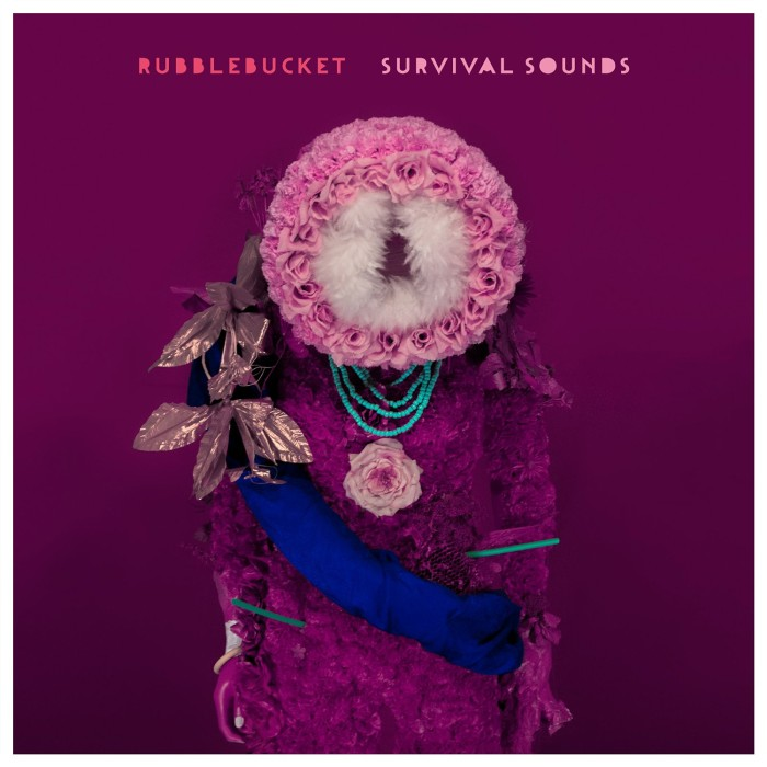 album cover survival sounds