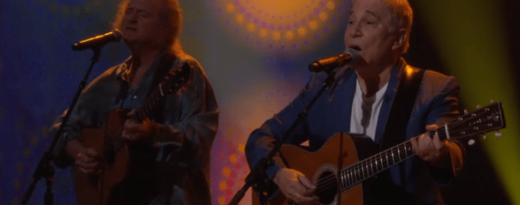 Paul Simon  Here Comes The Sun  09 23 14   TeamCoco.com