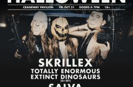 skrillex halloween at craneway