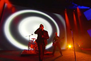 u2 at apple live event 2