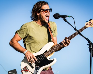 Houndmouth @ Way Over Yonder, Santa Monica Pier 9.26.14
