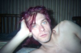 An unseen image of Kurt Cobain at home featured in the film KURT COBAIN: MONTAGE OF HECK | © The End of Music, LLC