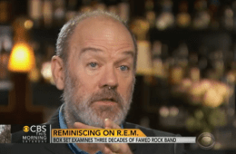 Reminiscing on three decades of R.E.M.   Videos   CBS News
