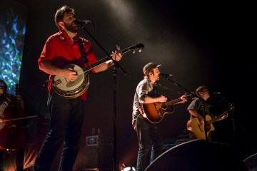 Trampled By Turtles at The Pageant