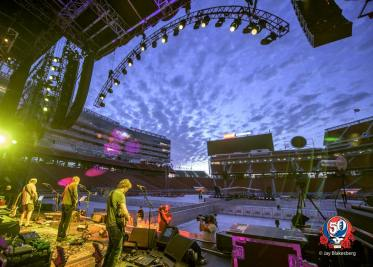 Jay blakesberg fare thee well soundcheck 6 26 15