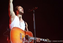 IN PICTURES: Lawson, Echo Arena 05/10/13