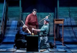 WHATS ON: Arthur Miller's The Hook   Everyman   1 – 25 July 2015