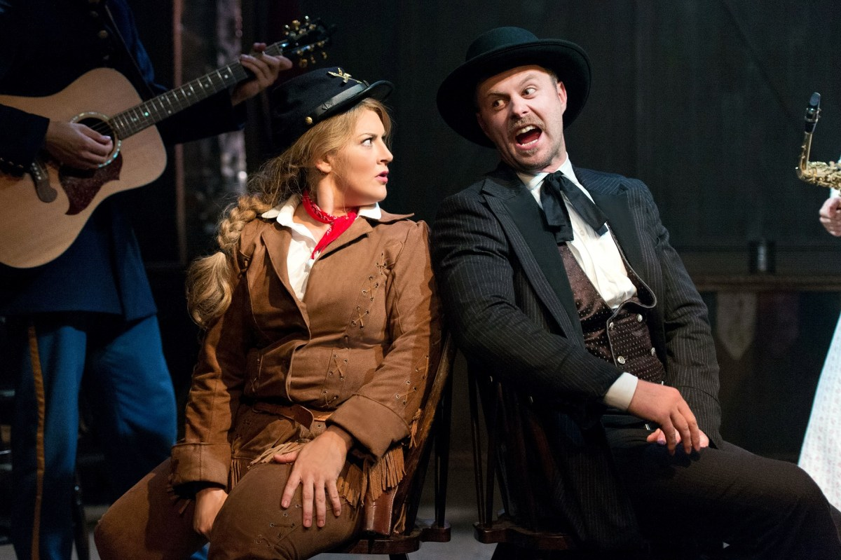 WHATS ON: Calamity Jane | Liverpool Empire | 5 – 9 May 2015