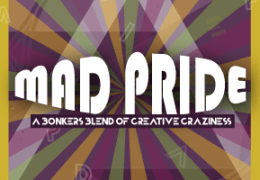 NEWS: Threshold teams with Liverpool Mental Health Consortium for 'Mad Pride'
