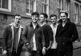 SHOUT: Amber Run, RHODES, Meadowlark | O2 Academy Liverpool | 24.04.15