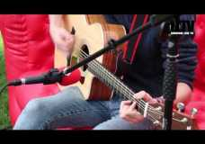 Red Sofa Sessions #onTour: Paddy Clegg at Food & Drink