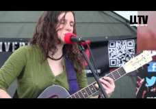 Red Sofa Sessions #onTour: Jo Bywater at Food & Drink