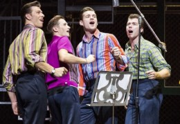 WHATS ON: Jersey Boys | Liverpool Empire | 23 June – 4 July 2015