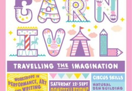 WHATS ON: Square Pegs Carnival | Constellations | 12.09.15