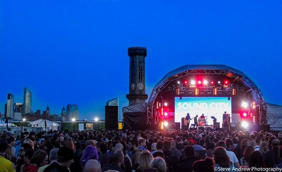 REVIEW: Sound City | Liverpool Waterfront | 22 - 24 May 2015