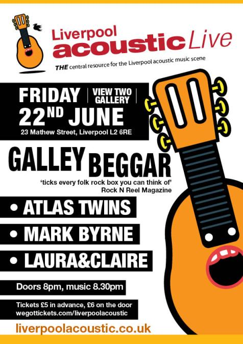 Liverpool Acoustic Live 22nd June 2012