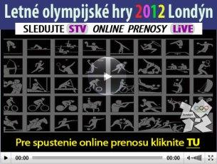 Sledujte Letné olympijské hry 2012 online - Live prenosy