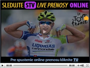Online prenosy z Tour de France 2013 naživo