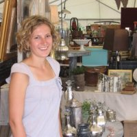 Scarlett Scales Antiques for O'More Designer Show House