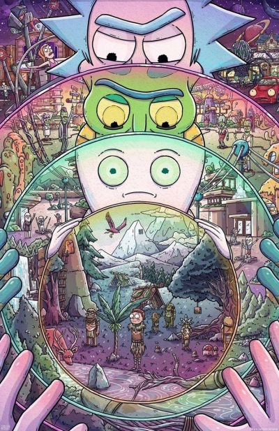Rick And Morty Wallpaper Android | 2019 Live Wallpaper HD