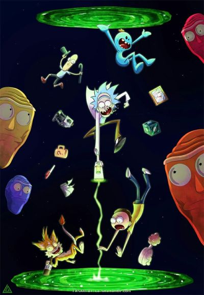 Rick And Morty Wallpaper Iphone | 2019 Live Wallpaper HD
